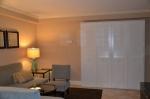 Hotel Suite Balcony Doors - Bi-Fold Shutters
